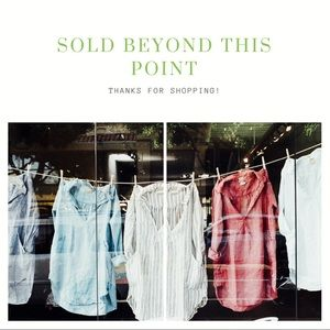 Other - • SOLD BEYOND THIS POINT •